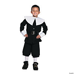 Pilgrim Costume for Boys