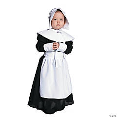 Pilgrim Costume For Girls