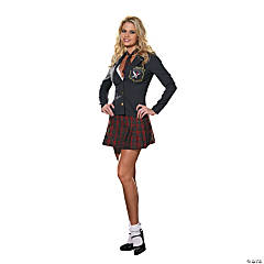 Prep School Delinquent Costume For Women