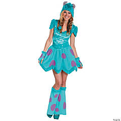 Sassy Sulley Costume For Women