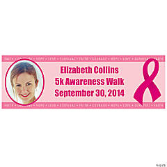 Awareness Custom Photo Banner