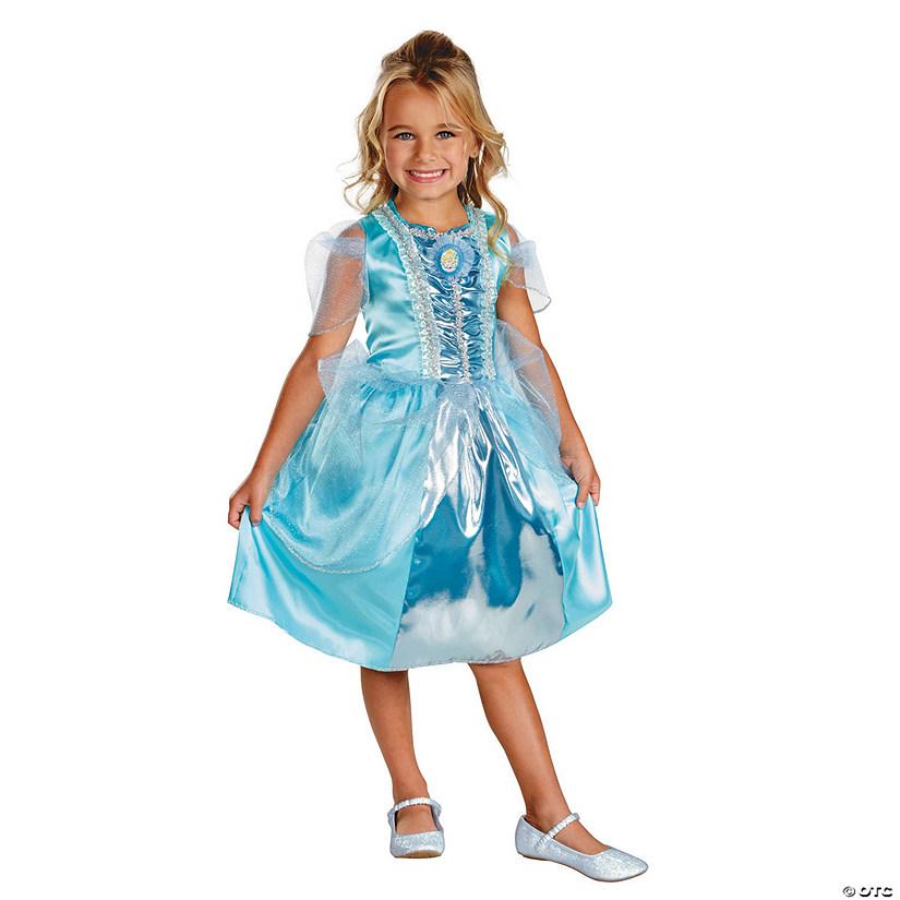 Toddler Girlu0027s Classic Sparkle Disney Princess Cinderella™ Costume - 3T-4T  sc 1 st  Oriental Trading & Toddler Girlu0027s Classic Sparkle Disney Princess Cinderella™ Costume ...