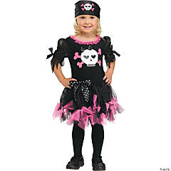 Sally Skully Costume For Girls