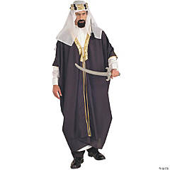Arab Sheik Costume For Men