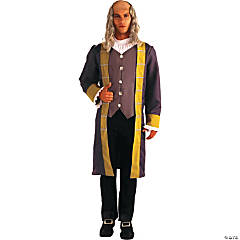 Ben Franklin Costume For Men