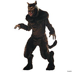 Deluxe Werewolf Costume For Men