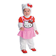 Hello Kitty Costume For Toddlers
