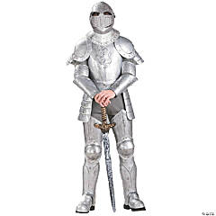 Knight In Shining Armour Costume For Men