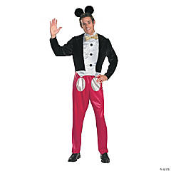 Mickey Mouse Costume For Men