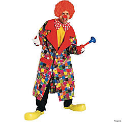 Patches The Clown Costume For Men