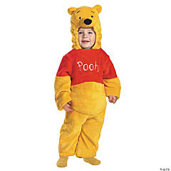 Pooh Deluxe Plush Costume For Boys