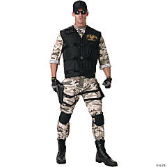 Seal Team Costume For Men