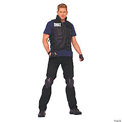Swat Men's Costume