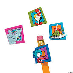 Dr. Seuss™ Pencil Toppers
