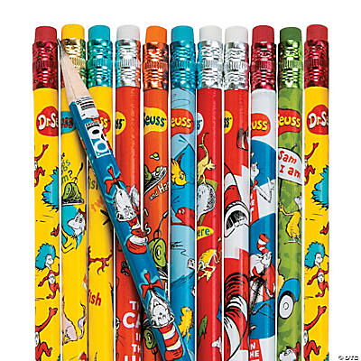Dr. Seuss™ Too Pencils