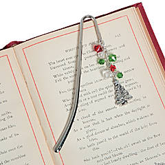 Christmas Bookmark Idea