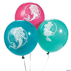 Disney's The Little Mermaid Ariel Balloons