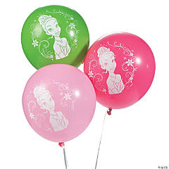 Disney Princess Tiana Latex Balloons