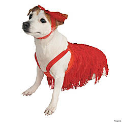 Flapper Costume for Dogs