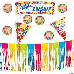 Grand Luau Decorating Kit