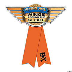 Satin Disney Planes Guest Of Honor Badge
