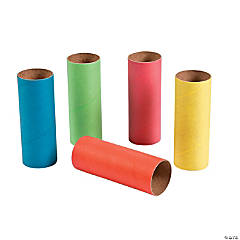 Assorted Color Craft Rolls