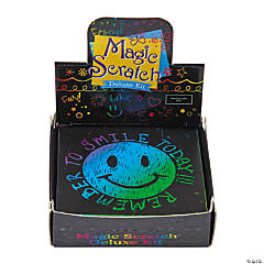 Magic Color Scratch Deluxe Kits