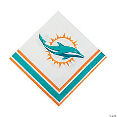 NFL® Miami Dolphins™ Luncheon Napkins