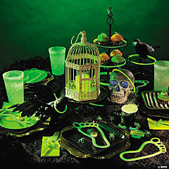 Black and Glow Party Supplies