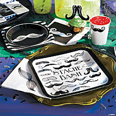 Spooky 'Stache Bash Party Supplies
