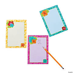 Hibiscus Notepads