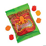 Tiki Head Gummy Fun Packs