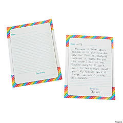Letter Writing Tablets