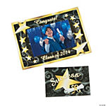 """Class of 2014"" Graduation Magnetic Picture Frames"