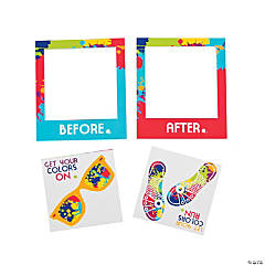 Color Run Magnet Frames