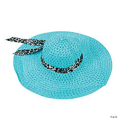 Bright Floppy Beach Hat