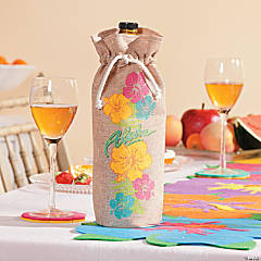 Luau Bottle Bag