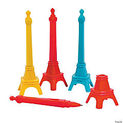 Eiffel Tower Pens