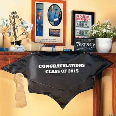 Personalized Graduation Bunting