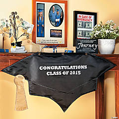 Personalized Graduation Bunting