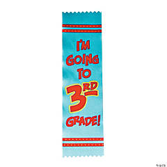 I'm Going to 3rd Grade Graduate Ribbons