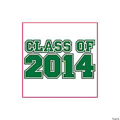 Class of 2014 Green Tattoos