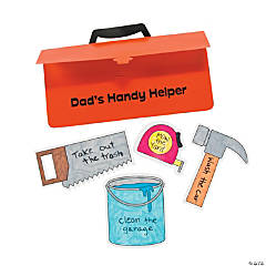 Color Your Own Handy Helpers