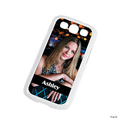 White Custom Photo Samsung Galaxy S® 3 Case
