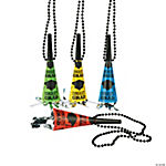 Graduation Party Horn Necklaces