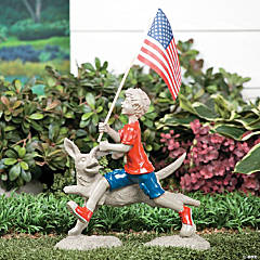 Flag-Waving Fun Tabletop Flag Holder