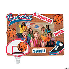 Basketball Picture Frame Craft Kit