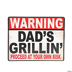Grillin' Sign