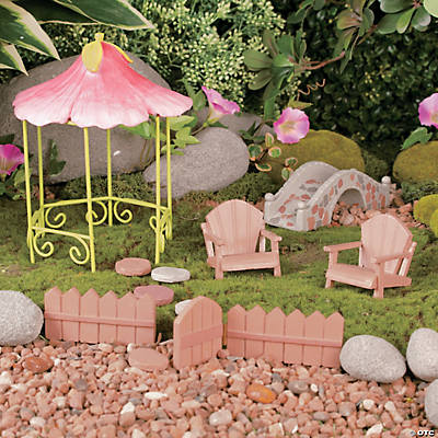 Fairy Gnome Garden Oriental Trading