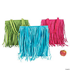Large Hula Skirt Totes